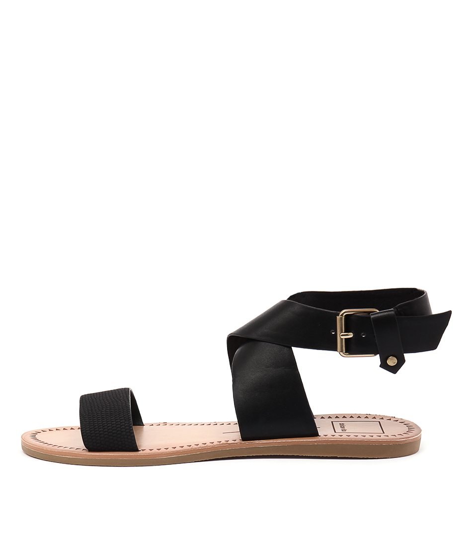 Dolce Vita Julius Black Sandals