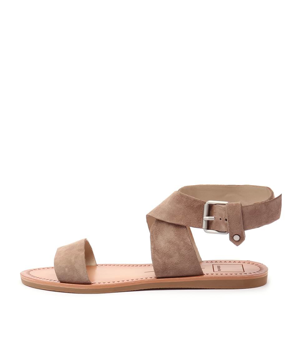 Photo of Dolce Vita Julius LatteFlat Sandals womens shoes