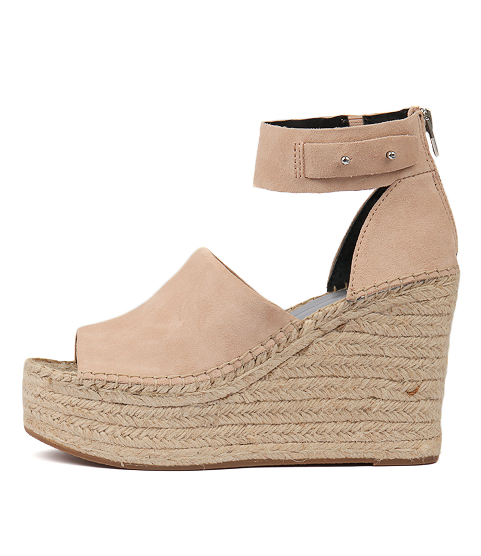 Buy Dolce Vita Straw Blush Heeled Sandals online with free shipping