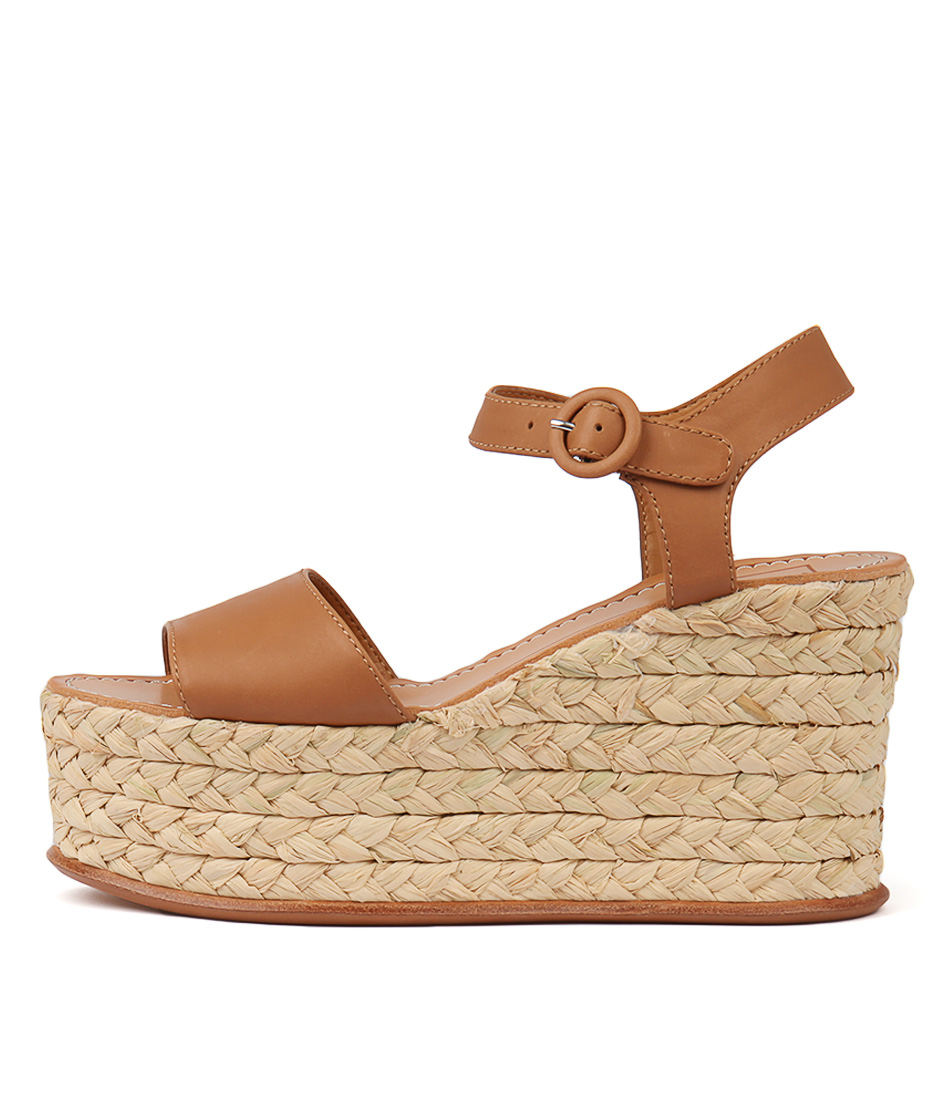 Buy Dolce Vita Dane Caramel Heeled Sandals online with free shipping