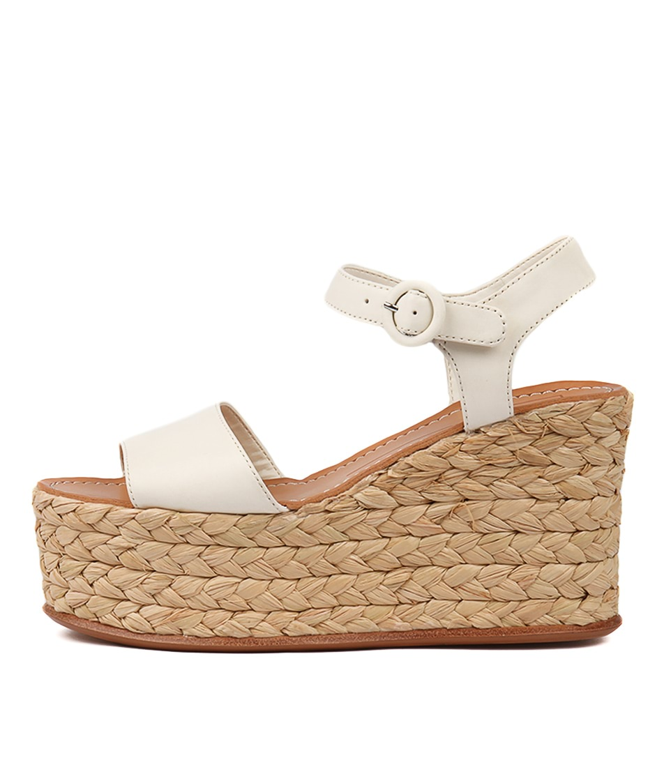 Buy Dolce Vita Dane Off White Heeled Sandals online with free shipping