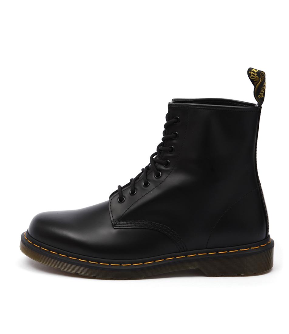 814d59b7931f8 New Dr Marten 1460 8 Eye Boot Men s Black Mens Shoes Casual Boots ...