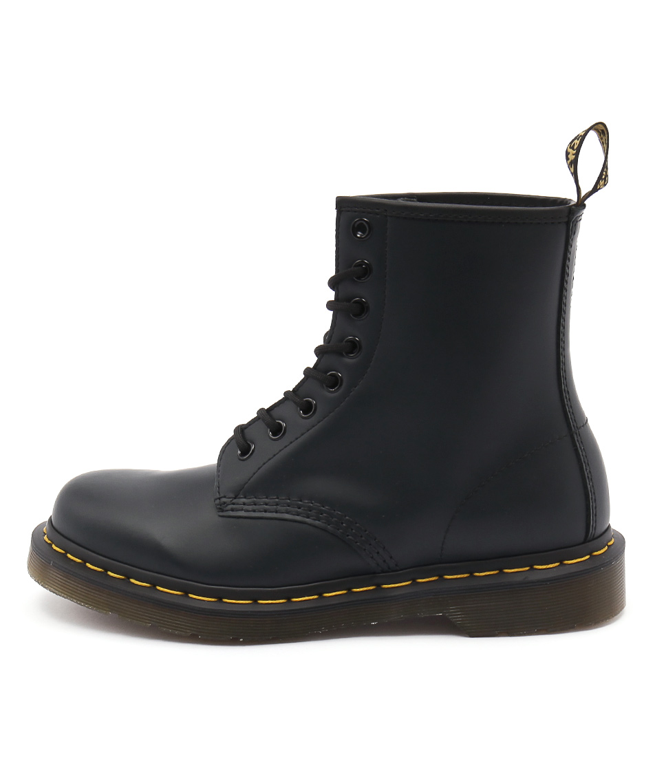 Dr Marten 1460 8 Eye Boot Navy Ankle Boots