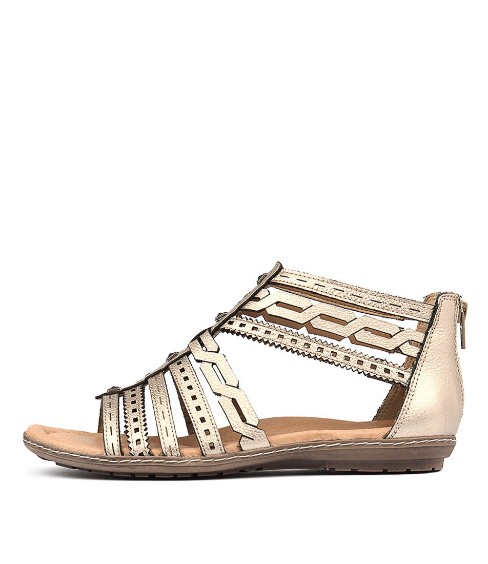 Earth Bay Ea Champagne Sandals