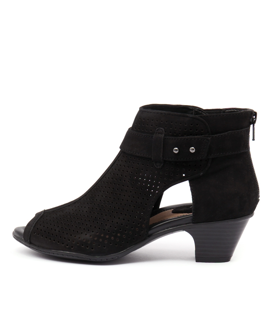 Buy Earth Intrepid Black High Heels online with free shipping