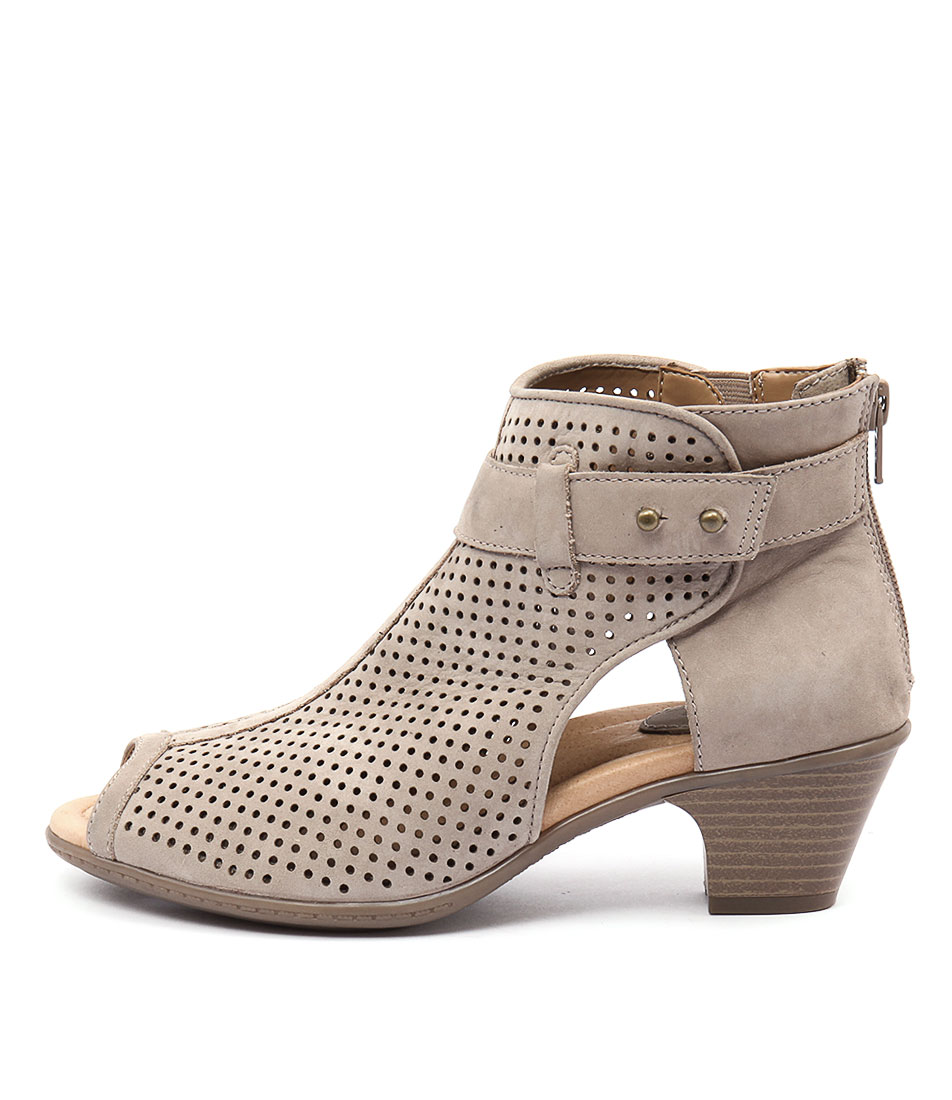 Buy Earth Intrepid Taupe High Heels online with free shipping