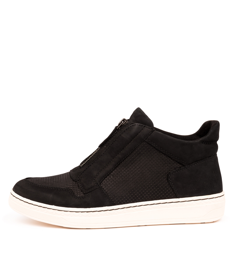 Buy Earth Zane Black Sneakers online with free shipping