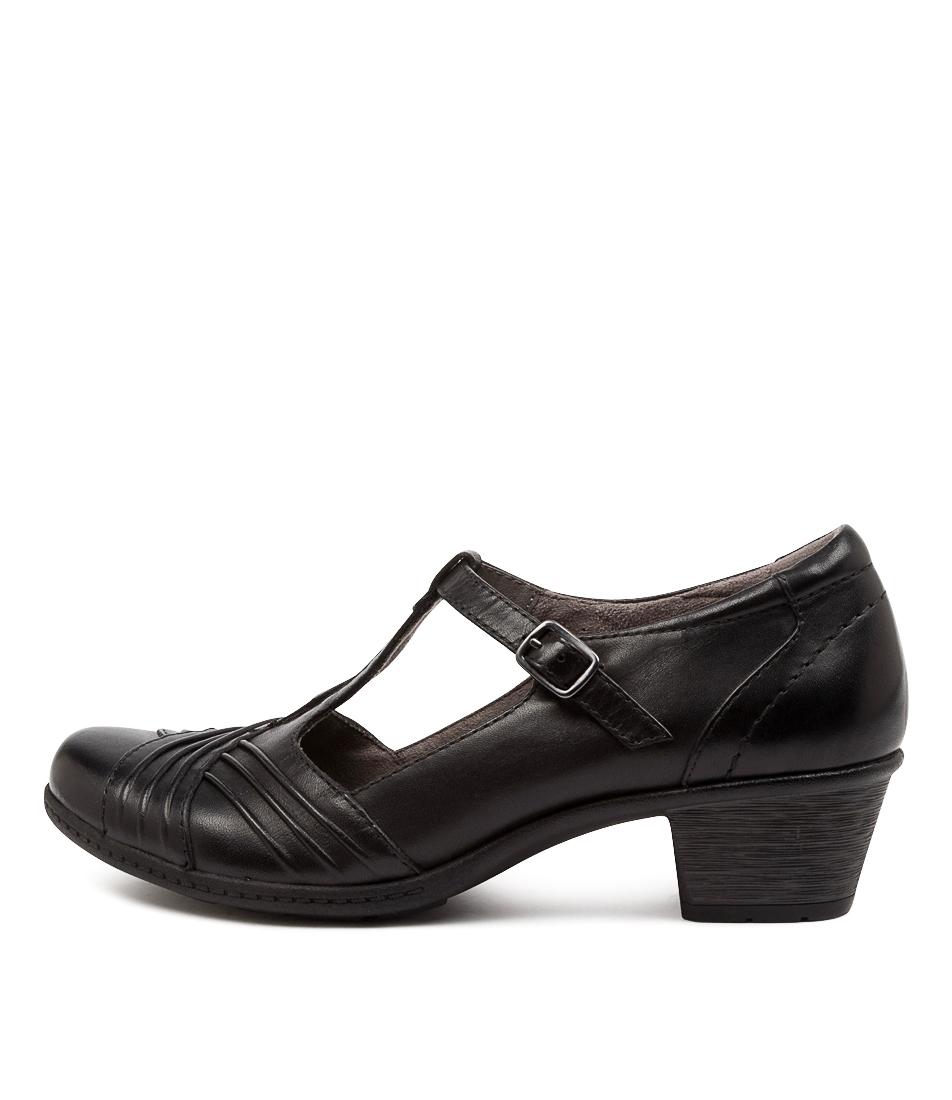 Buy Earth Stellar Ea Black High Heels online with free shipping