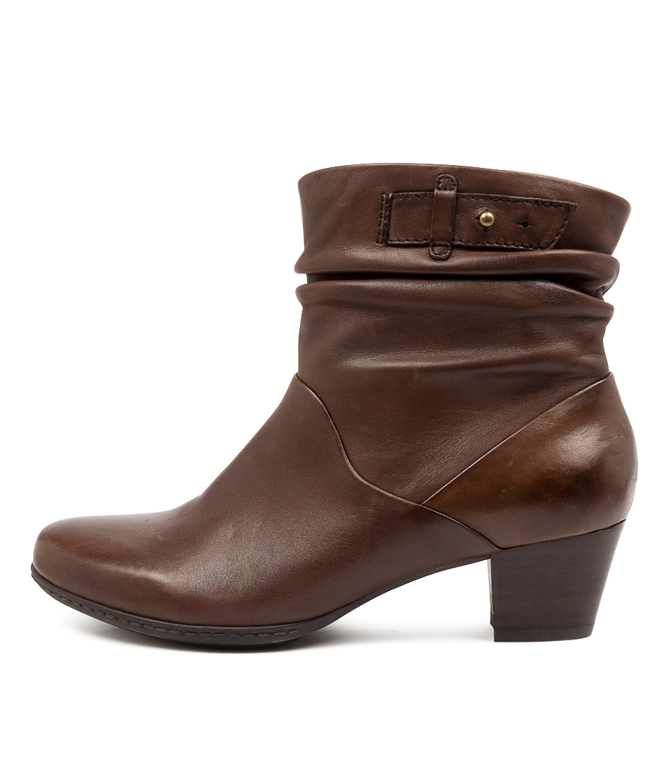 Buy Earth Winnipeg Ea Bark Ankle Boots online with free shipping