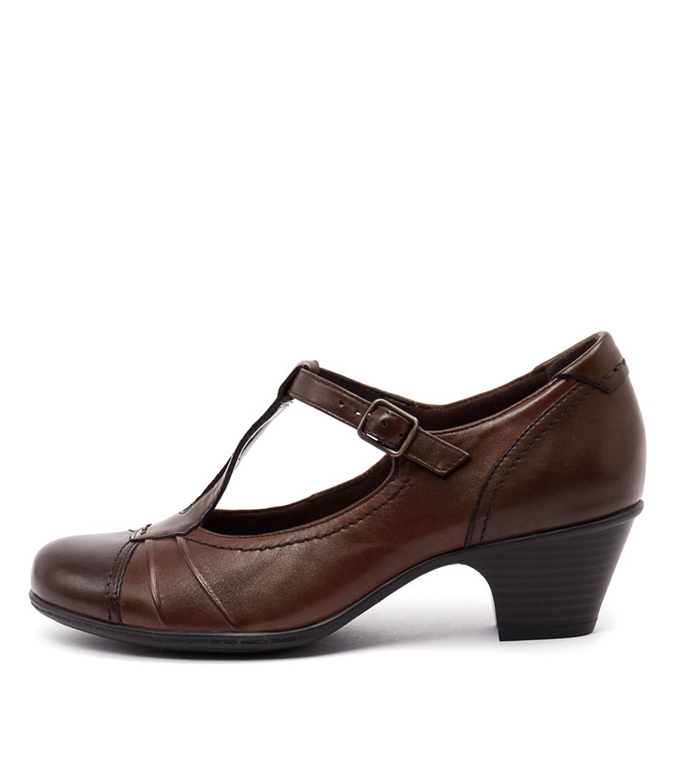 Earth Wanderlust Bark High Heels Shoes