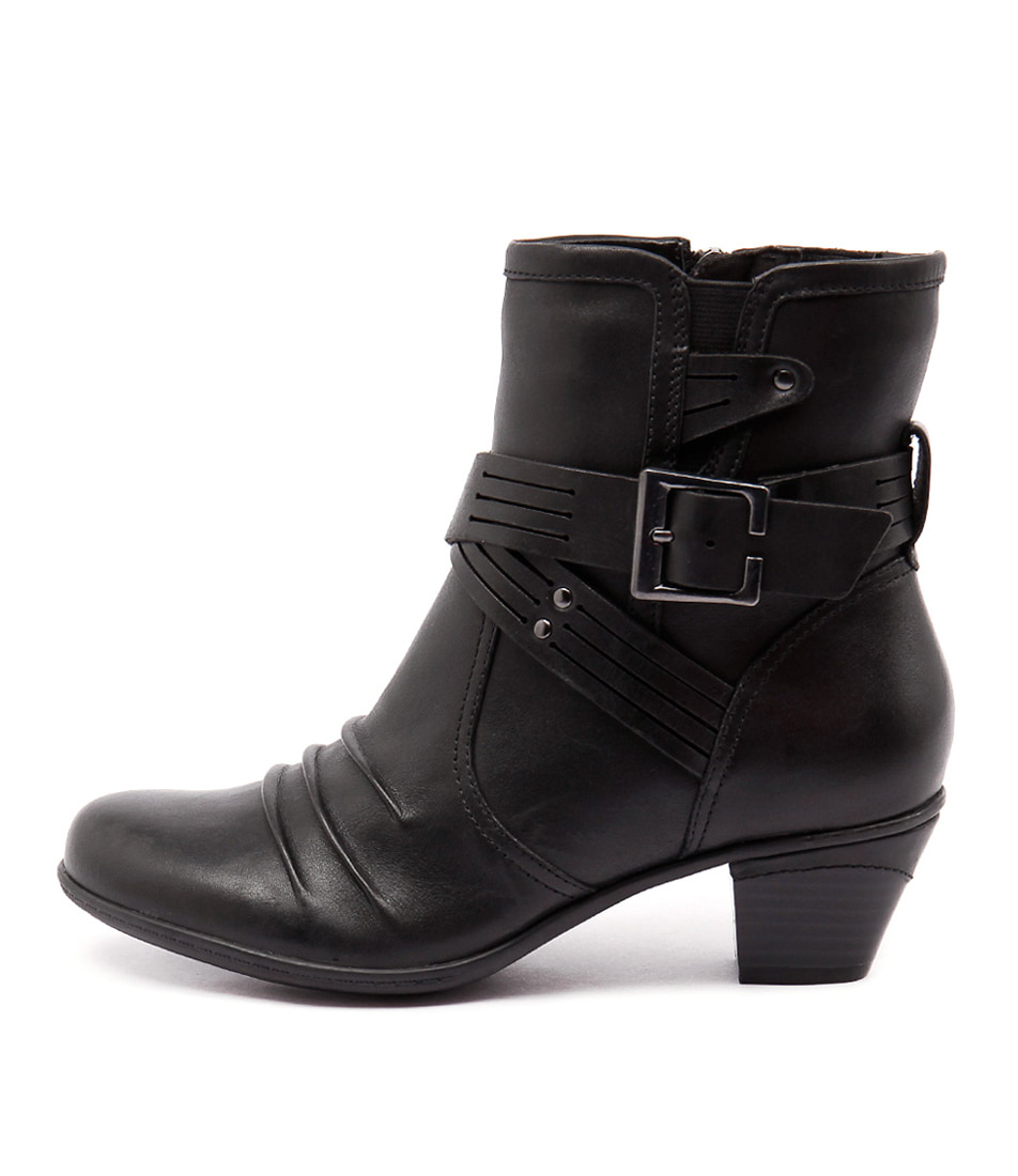 Earth Odysey Black Boots