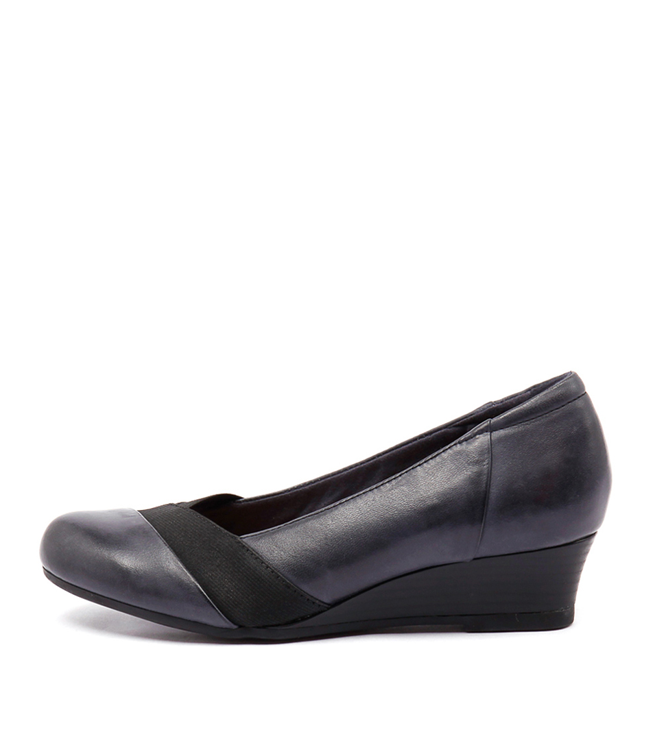 Earth Elderberry Admiral Blue Shoes