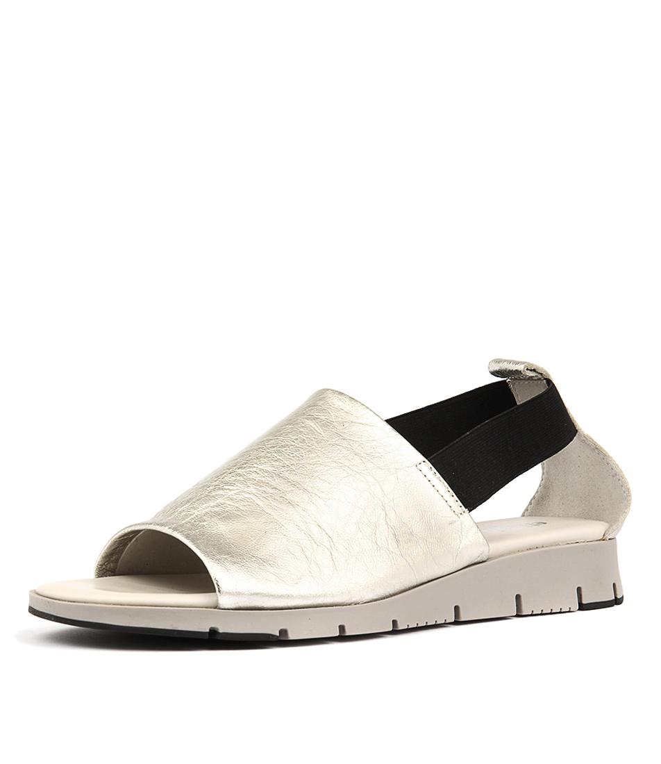 Effegie Aeris W Silver Sandals