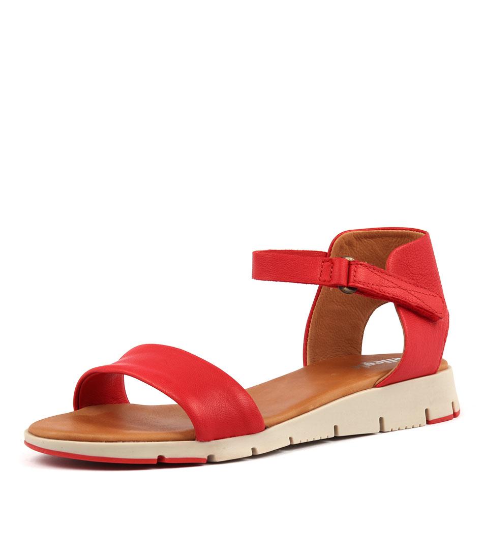 New Effegie Aeria W Womens Womens Womens shoes Comfort Sandals Sandals Flat b77e43