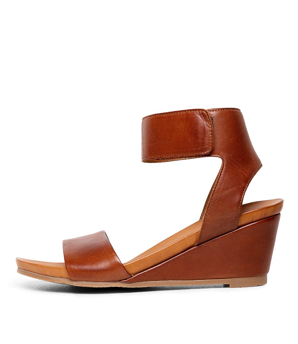 Buy Effegie Emma2 W Brandy Heeled Sandals online with free shipping