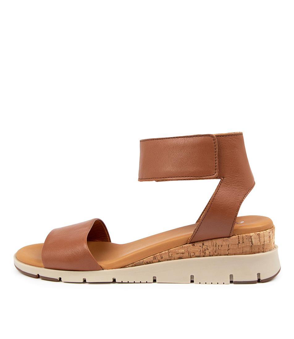 Buy Effegie Bassalt W Ef Brandy Heeled Sandals online with free shipping