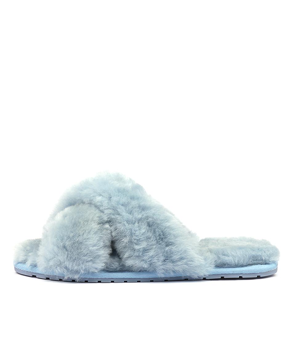 Emu Australia Mayberry Blue Sandals