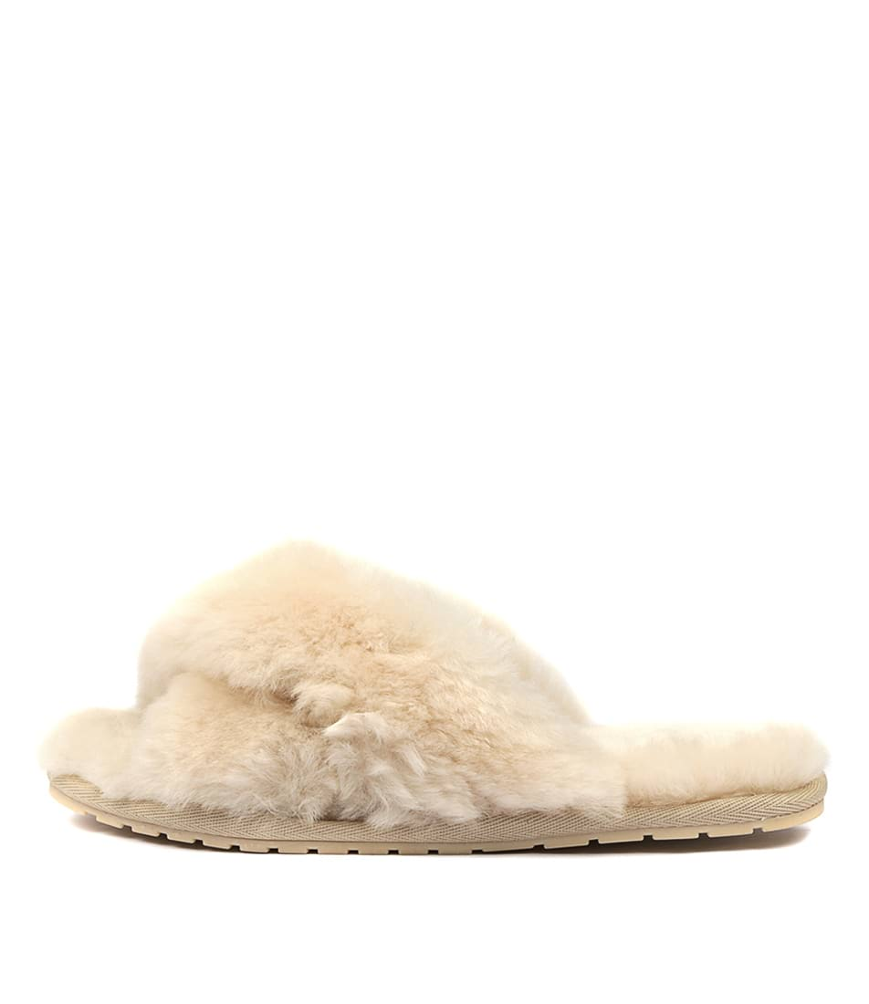 Buy Emu Australia Mayberry Natural Sandals online with free shipping