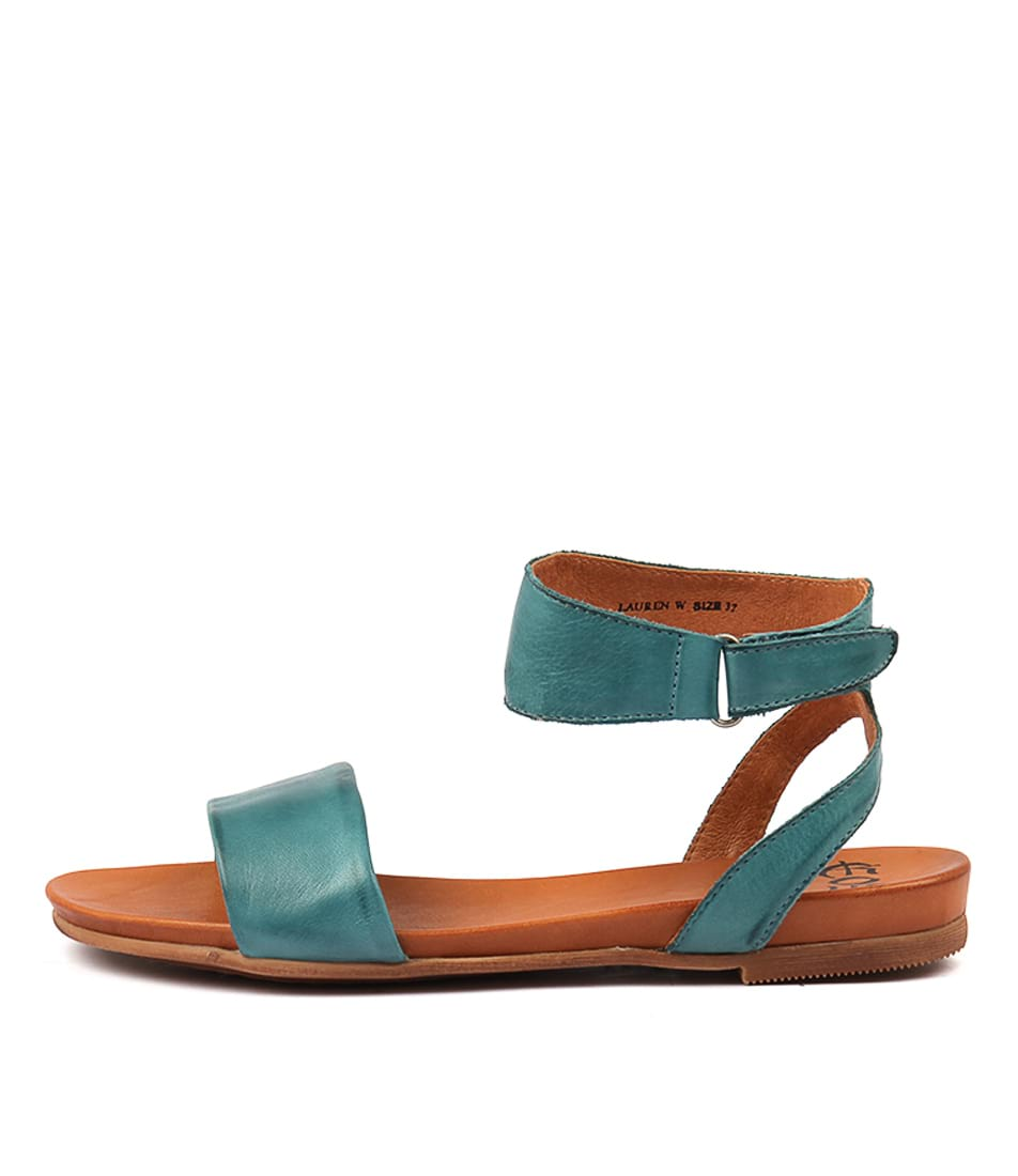 Photo of Eos Lauren W SeaFlat Sandals womens shoes