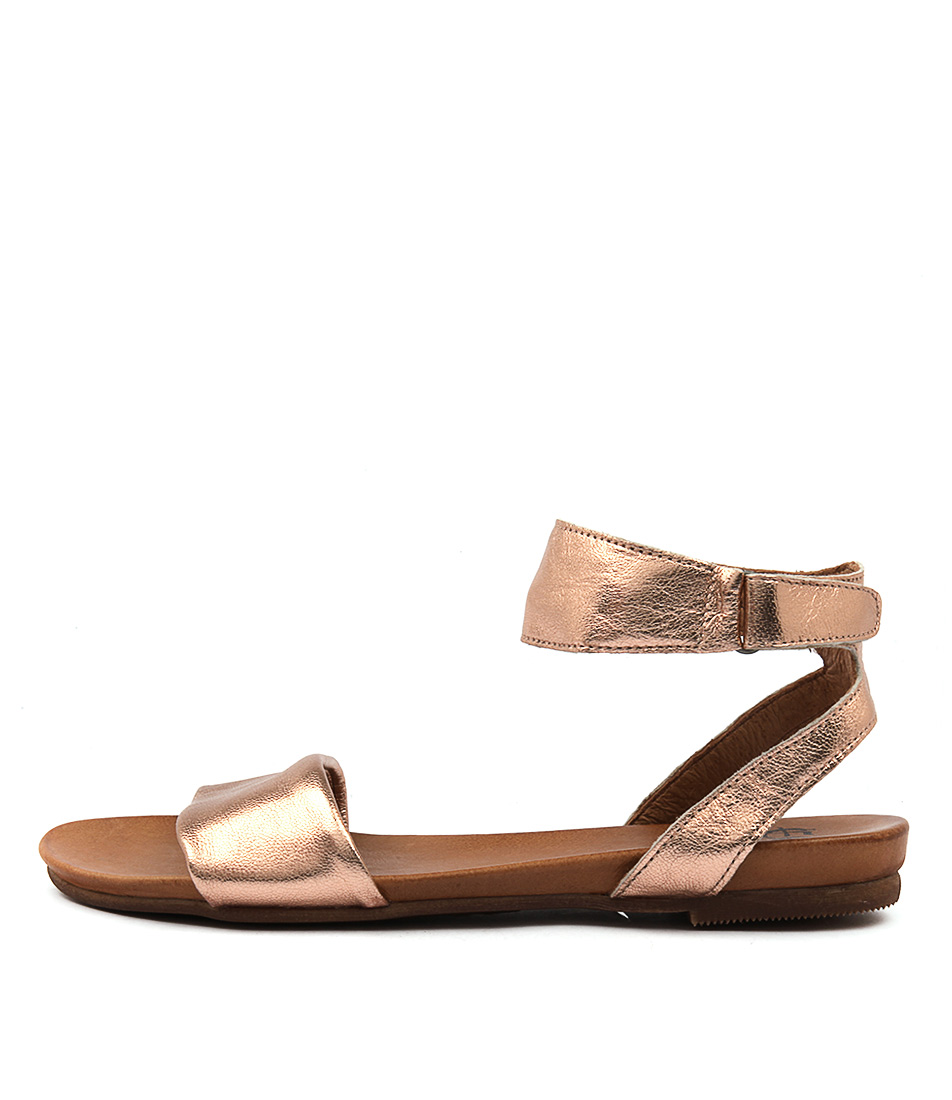 Photo of Eos Lauren W Rose Gold Sandals womens shoes