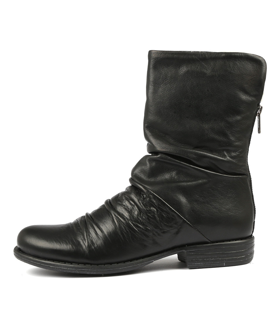 Buy Eos Wilp W Black Ankle Boots online with free shipping