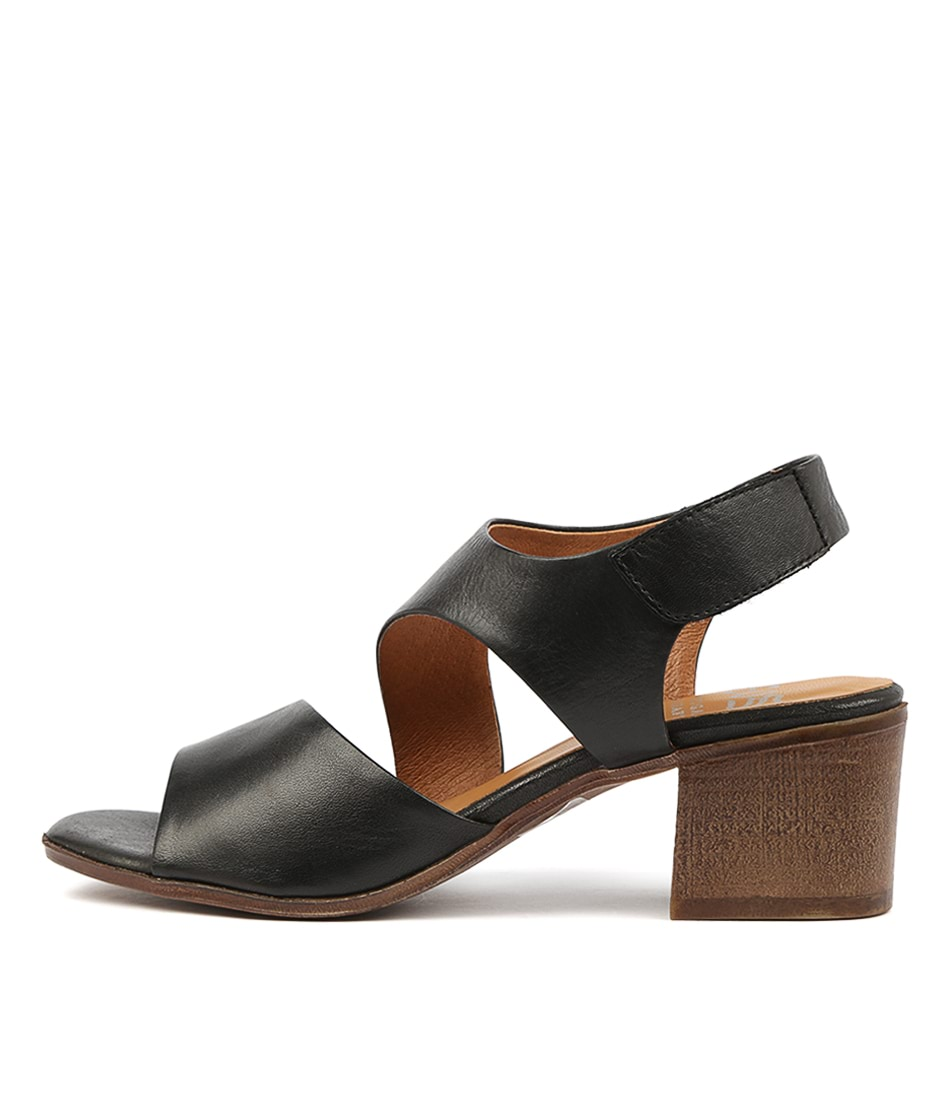 Buy Eos Starlit W Black Heeled Sandals online with free shipping