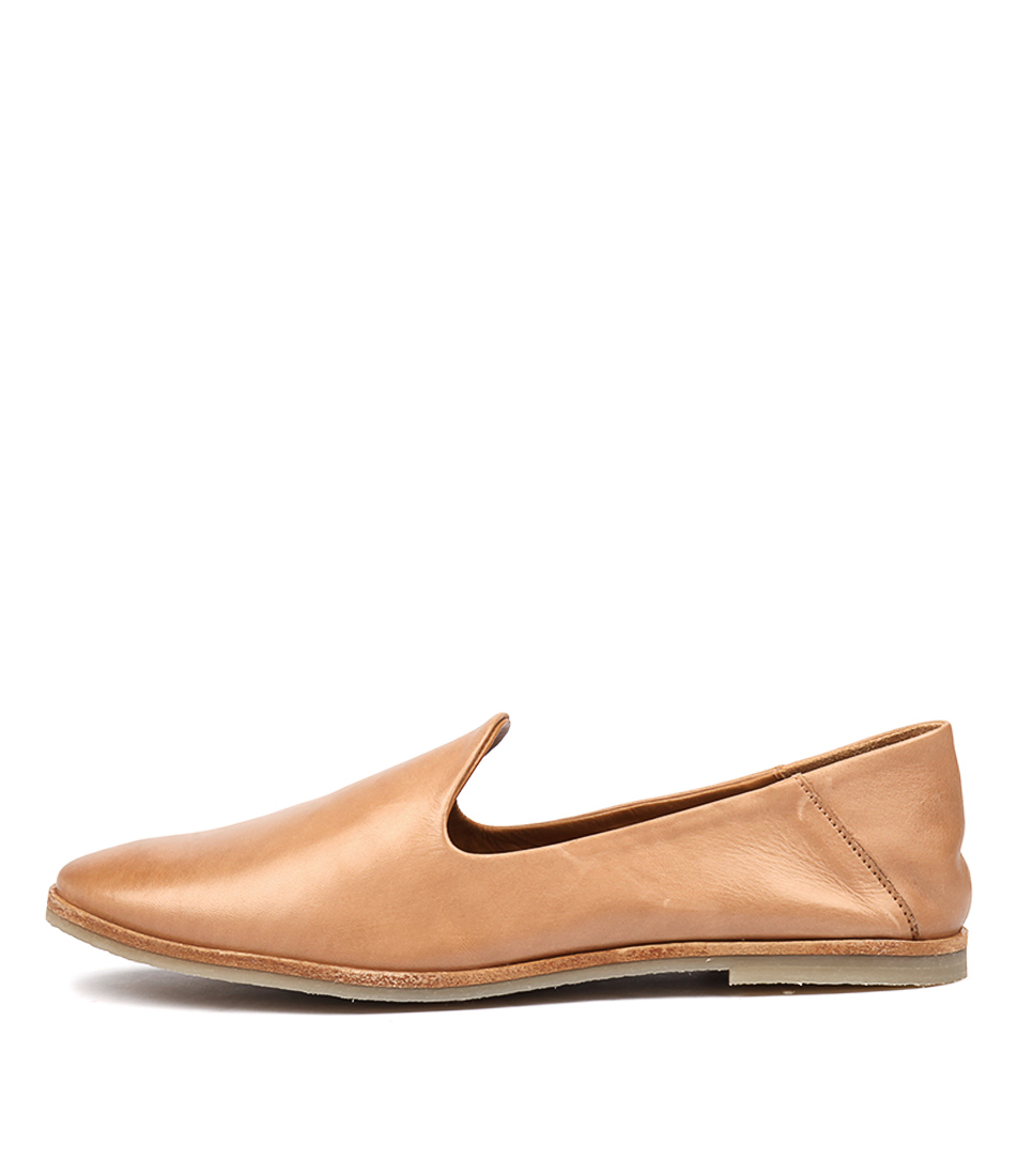 Buy Eos Jose W Tan Flats online with free shipping