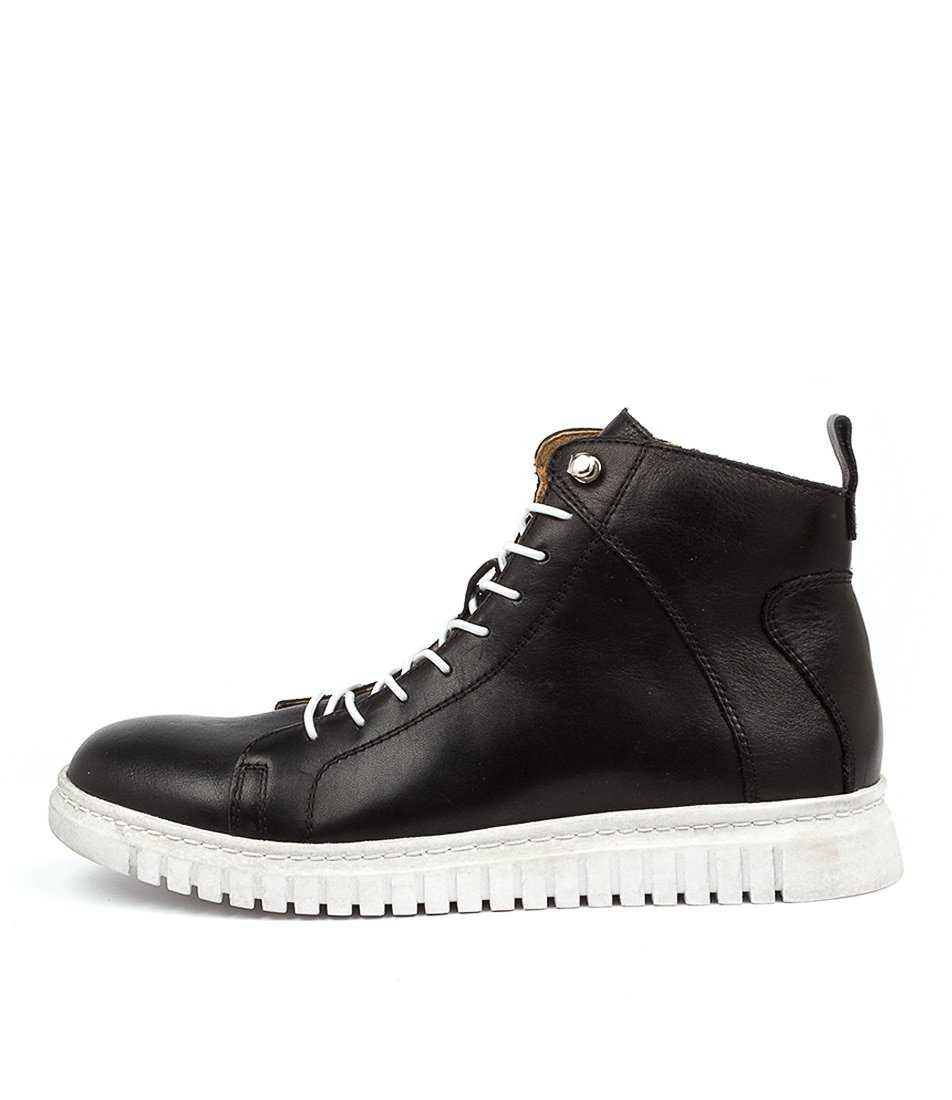 Buy Eos Clarrie Eo Black Comfort Ankle Boots online with free shipping