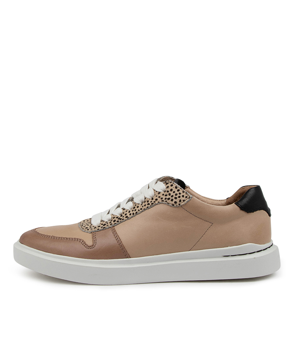 Buy Eos Umina Eo Ecru Multi Sneakers online with free shipping