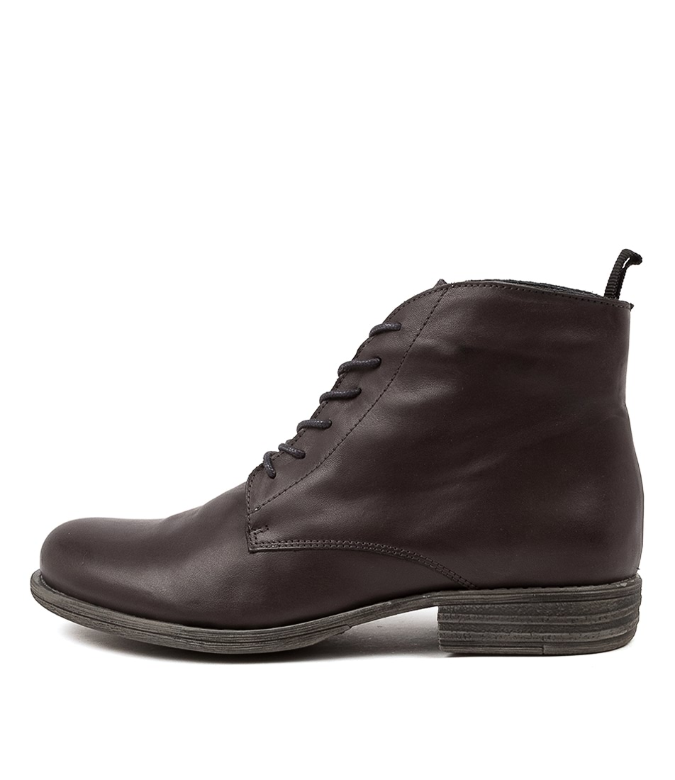 Buy Eos Winter Eo Dk Grey Ankle Boots online with free shipping