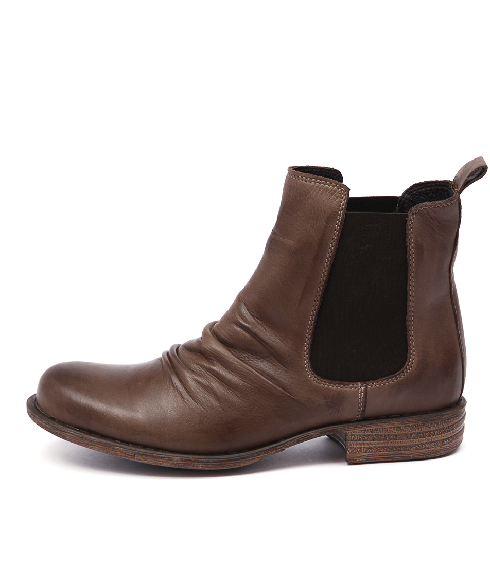 Eos Willo W Mud Casual Ankle Boots