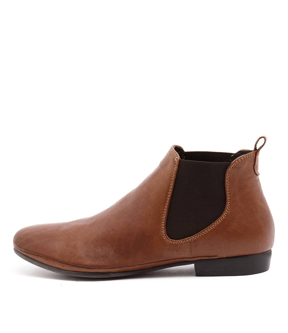 Eos Nila W Brandy Casual Ankle Boots