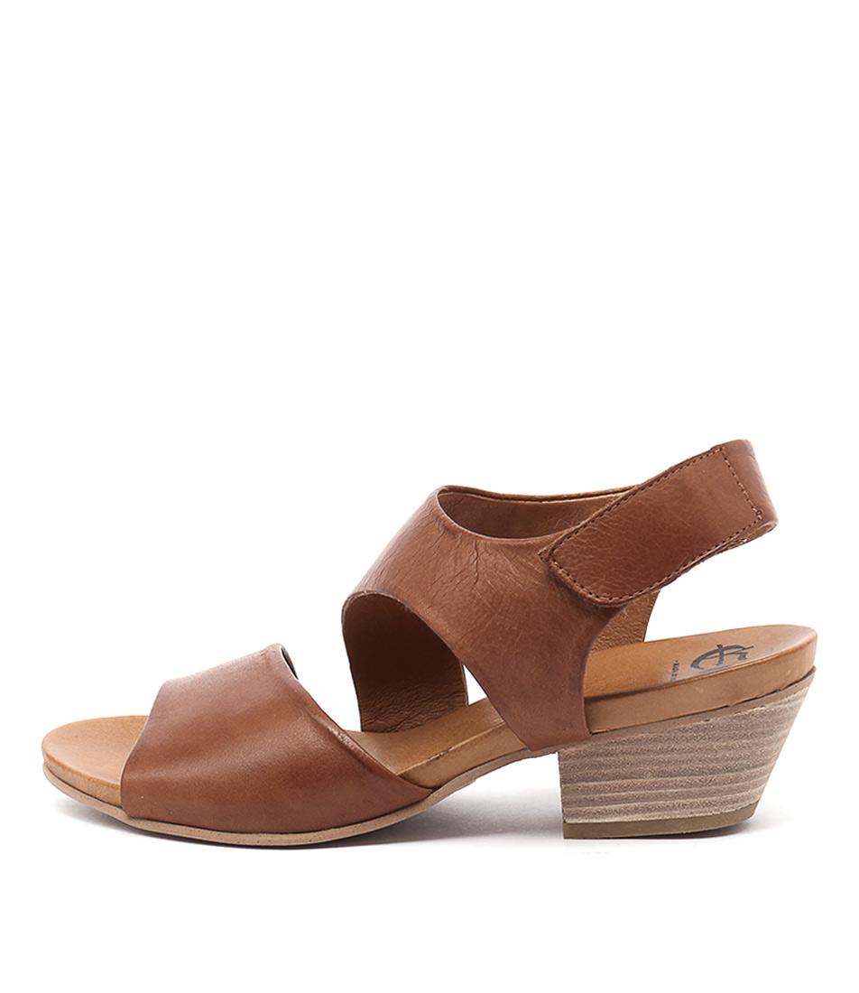 Eos Cuba W Brandy Sandals