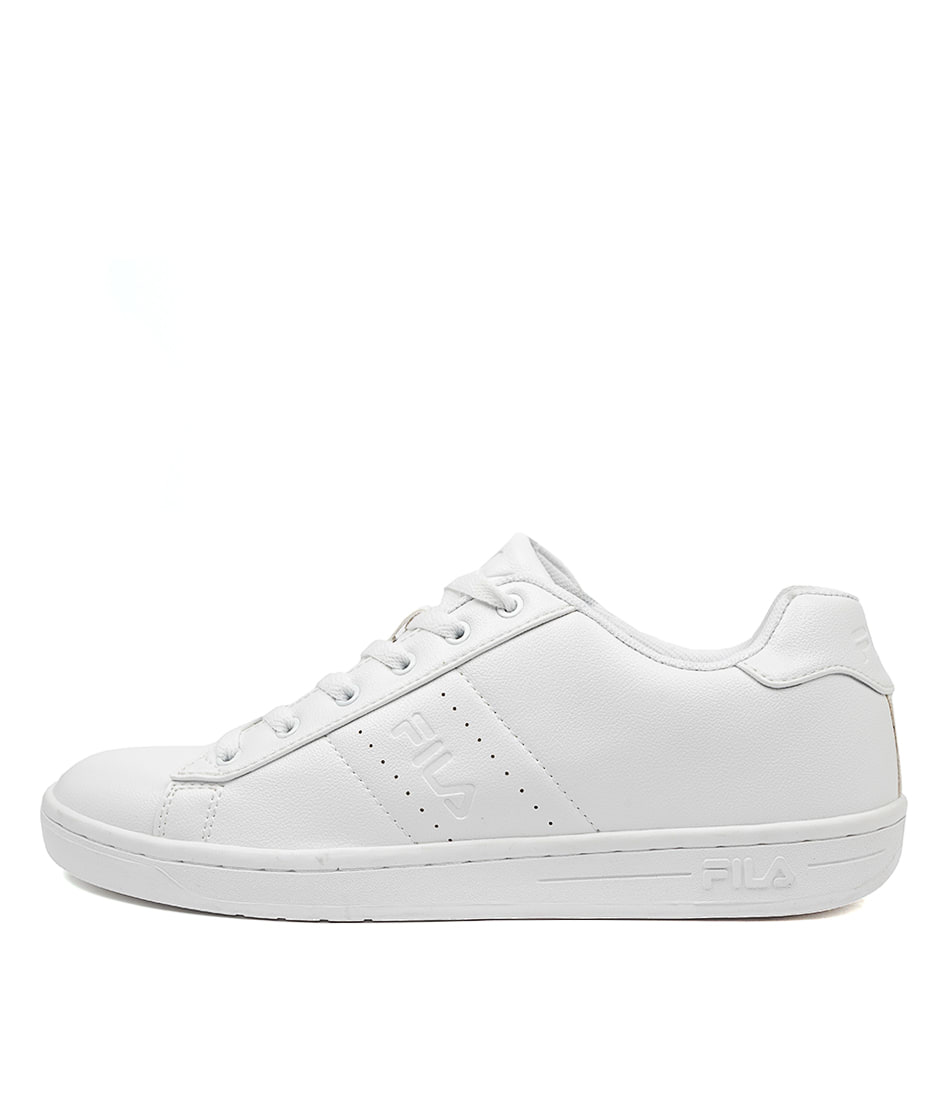 Buy Fila Fila Reidy Ff White Sneakers online with free shipping