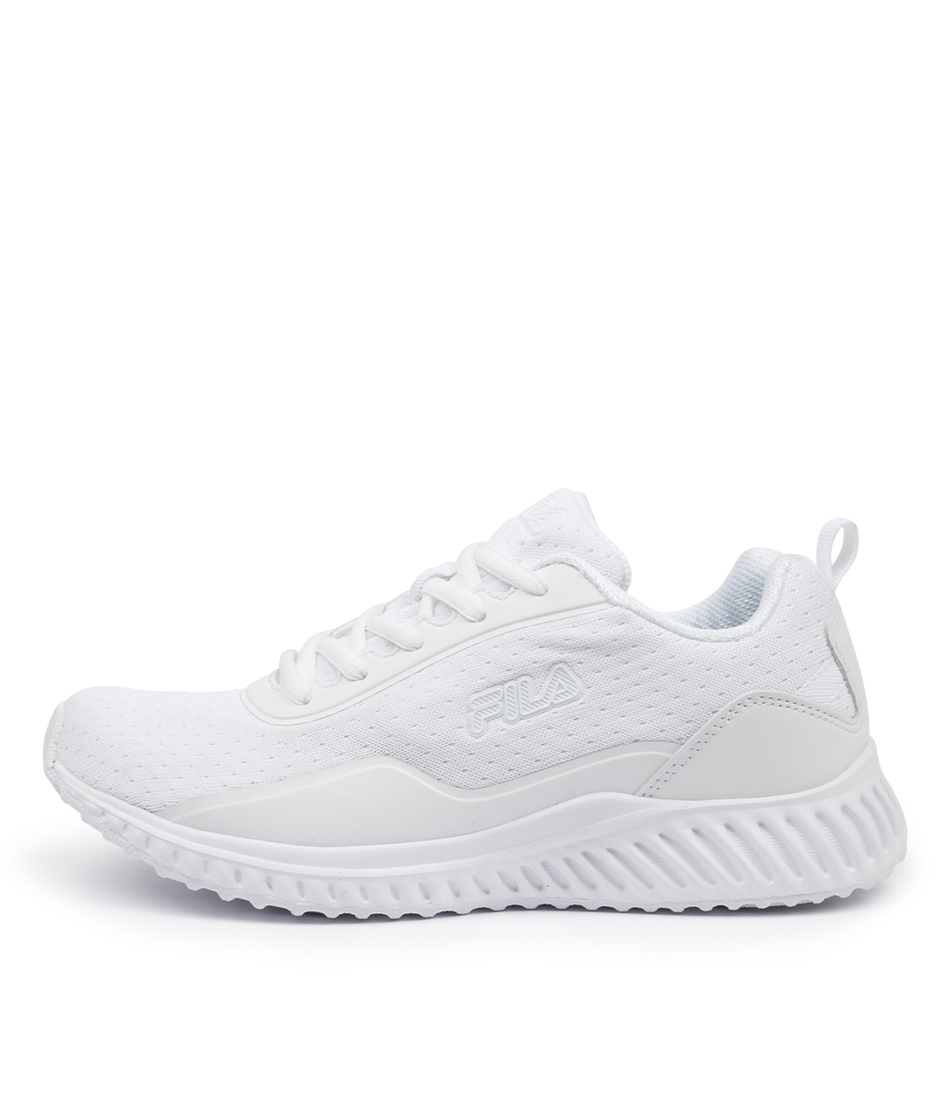 Buy Fila Fila Fresh Ii Ff White Sneakers online with free shipping