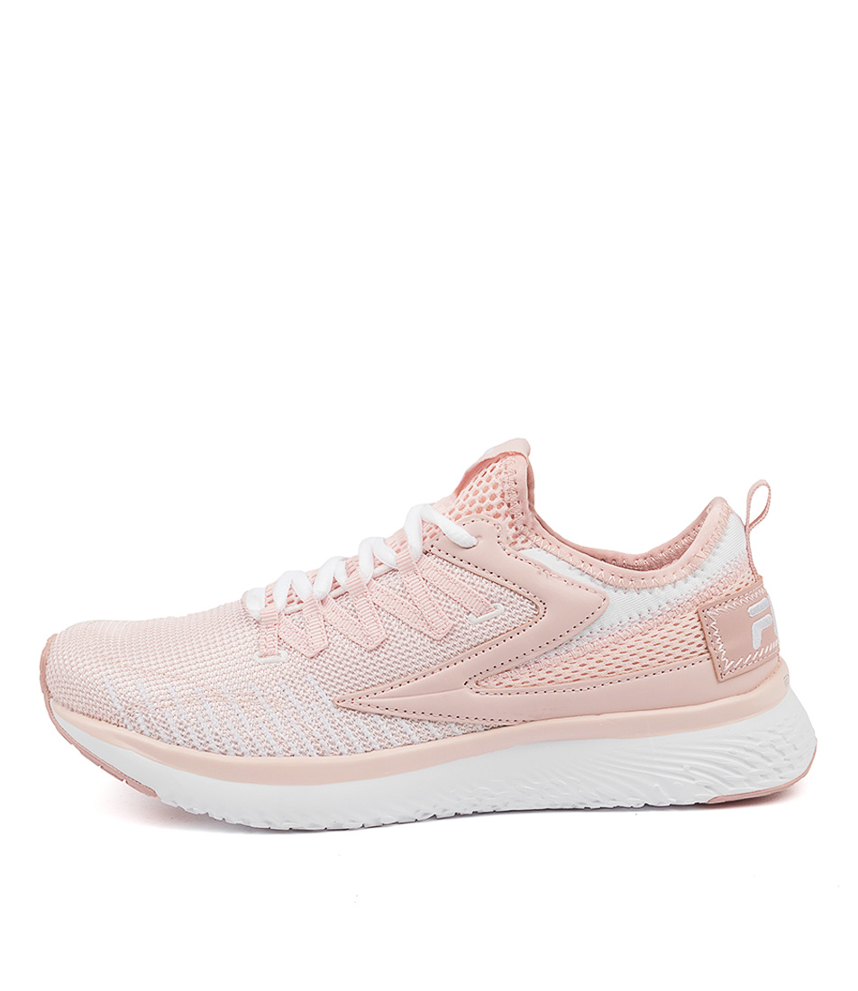 Buy Fila Timeslip 20 Ff Pink White Sneakers online with free shipping