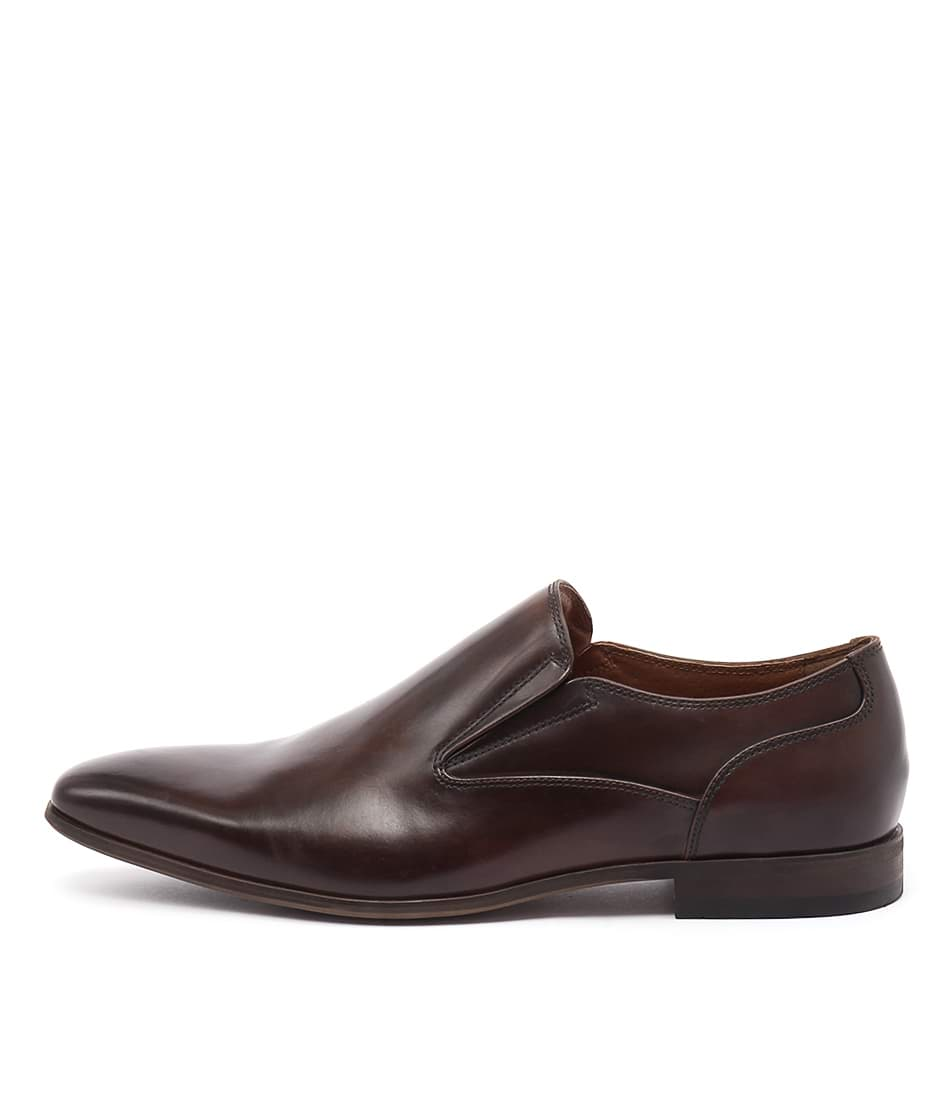 New-Florsheim-Savoy-Fl-Brown-Mens-Shoes-Dress-Shoes-Flat