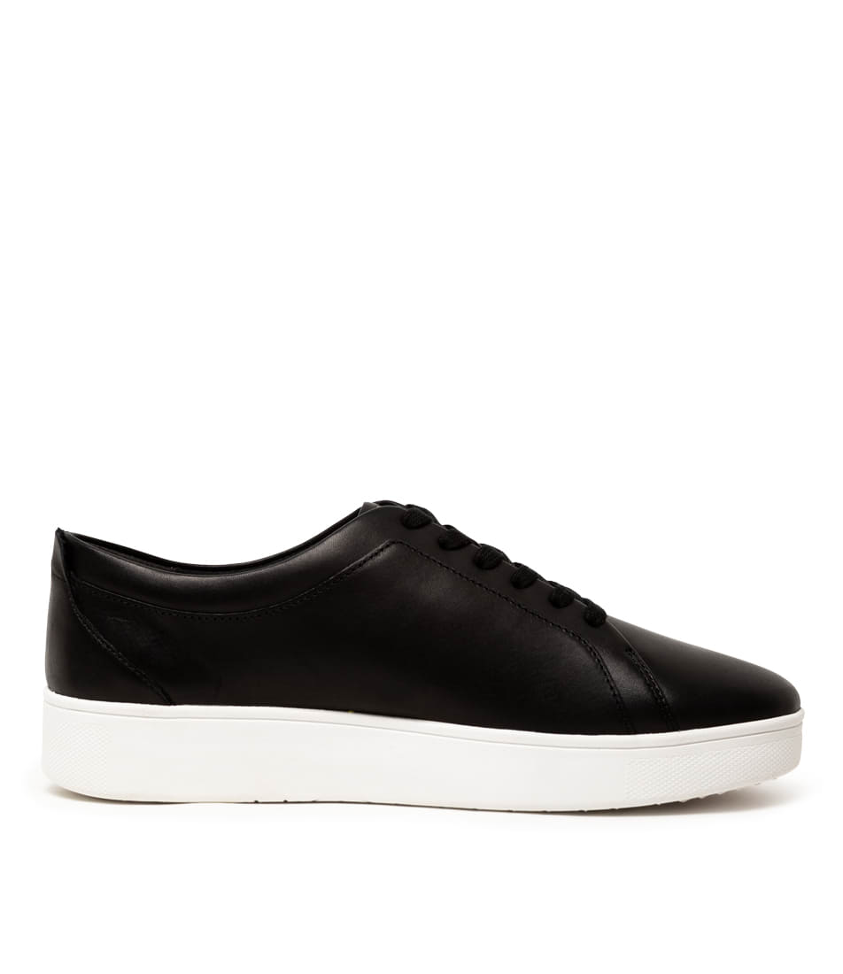 New Fitflop Rally Leather Sneaker