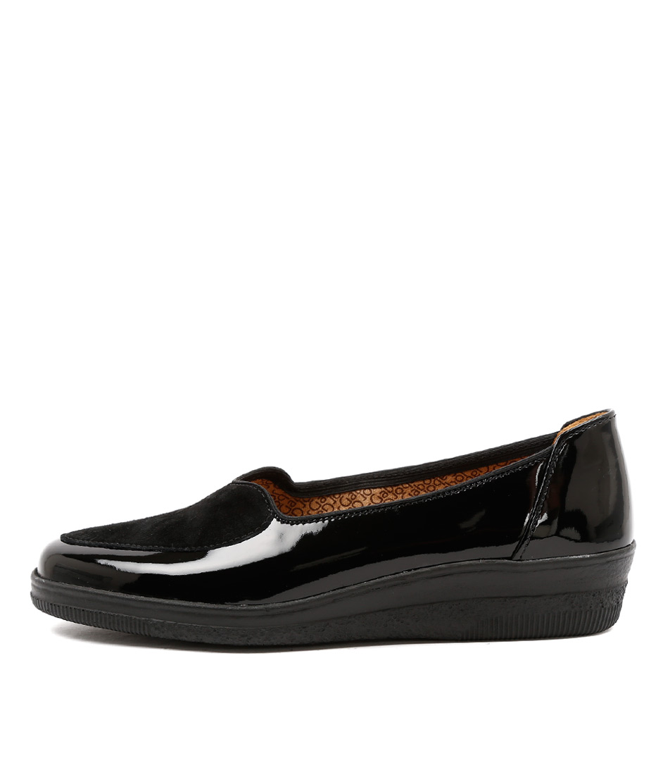 Buy Gabor Loren Schwarz Flats online with free shipping