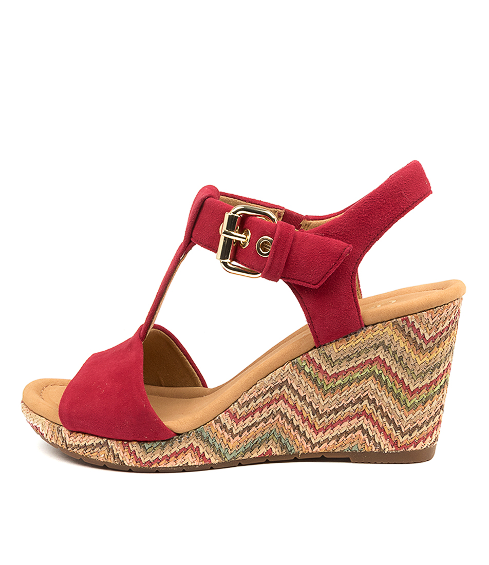 Buy Gabor Pia Rubin Casual Heeled Sandals online with free shipping