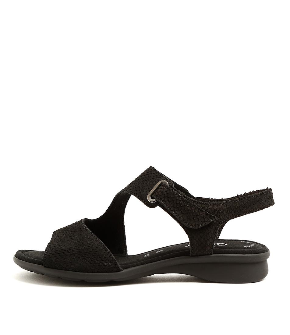 Gabor Suraya Schwarz Sandals