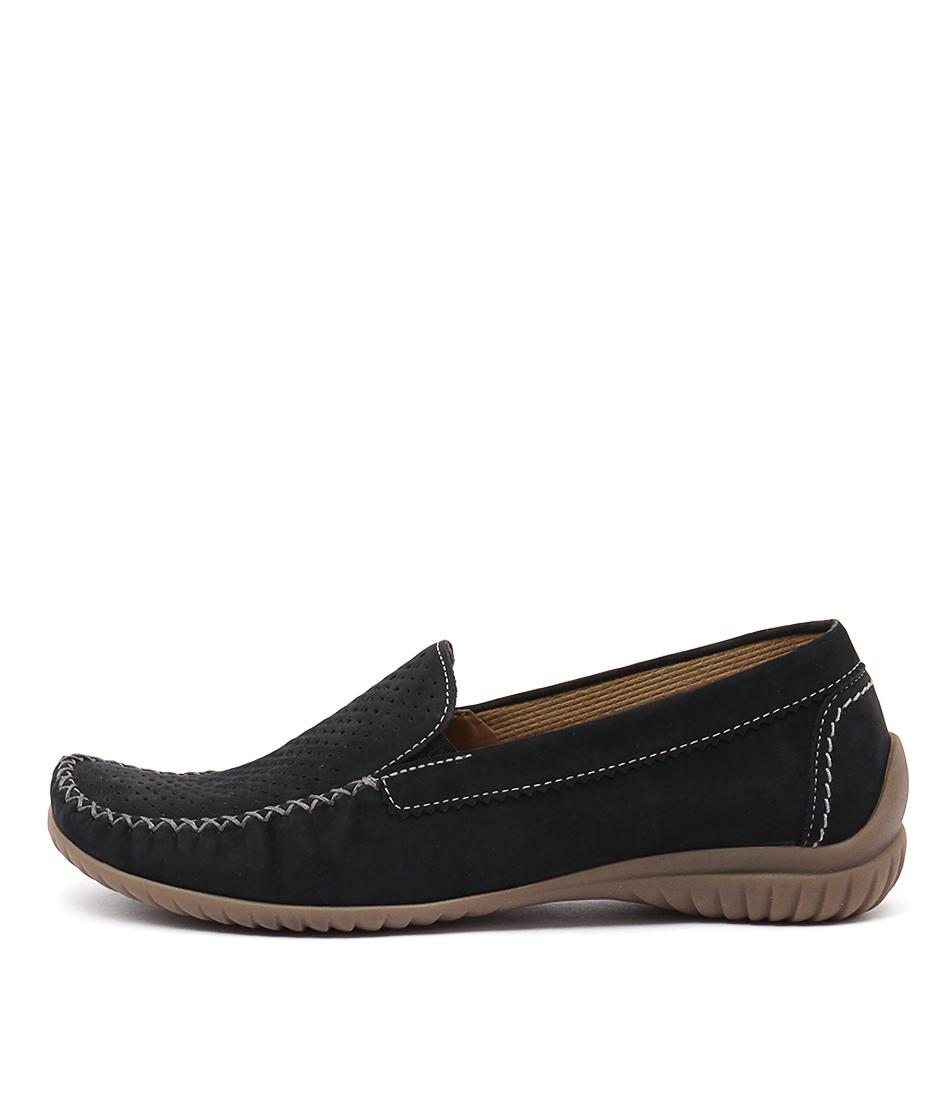 Gabor Tallena Night Blue  Heels