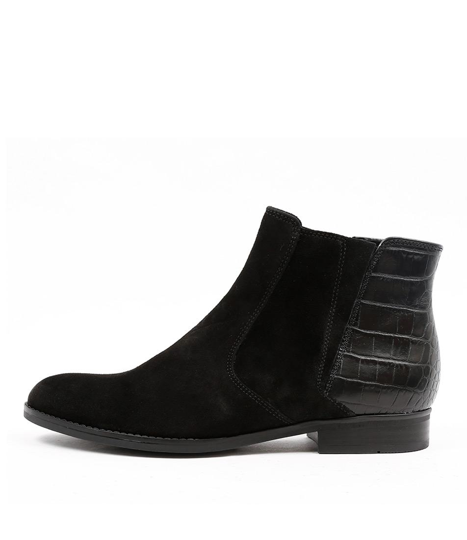 Gabor Lewes Schwarz Boots