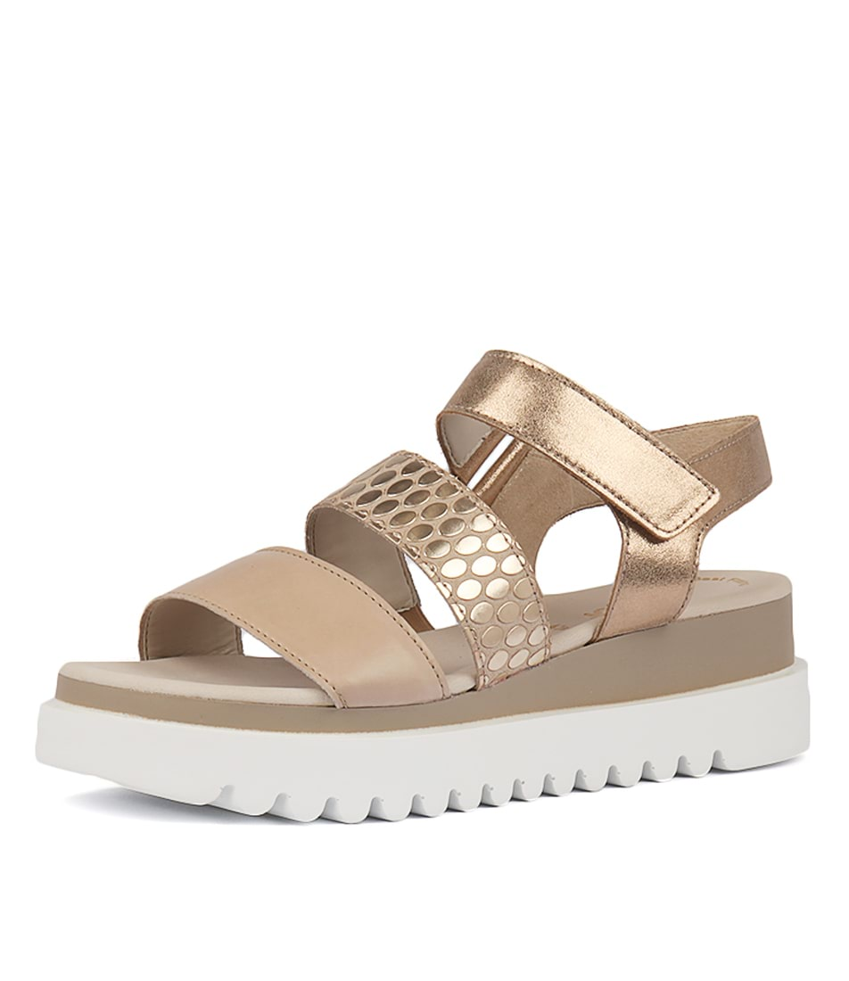 New-Gabor-Meggy-Womens-Shoes-Casual-Sandals-Heeled thumbnail 7