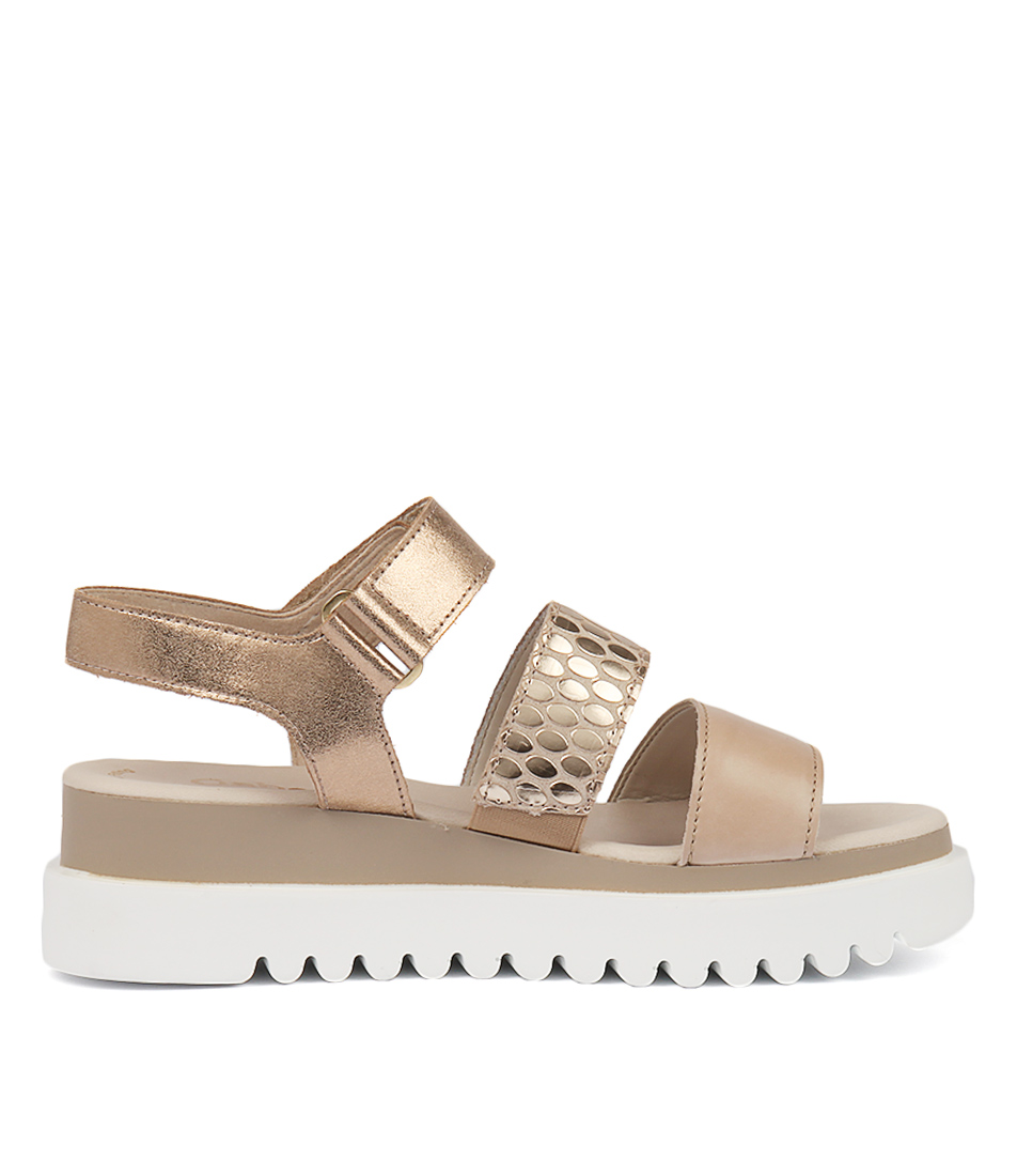 New-Gabor-Meggy-Womens-Shoes-Casual-Sandals-Heeled thumbnail 9