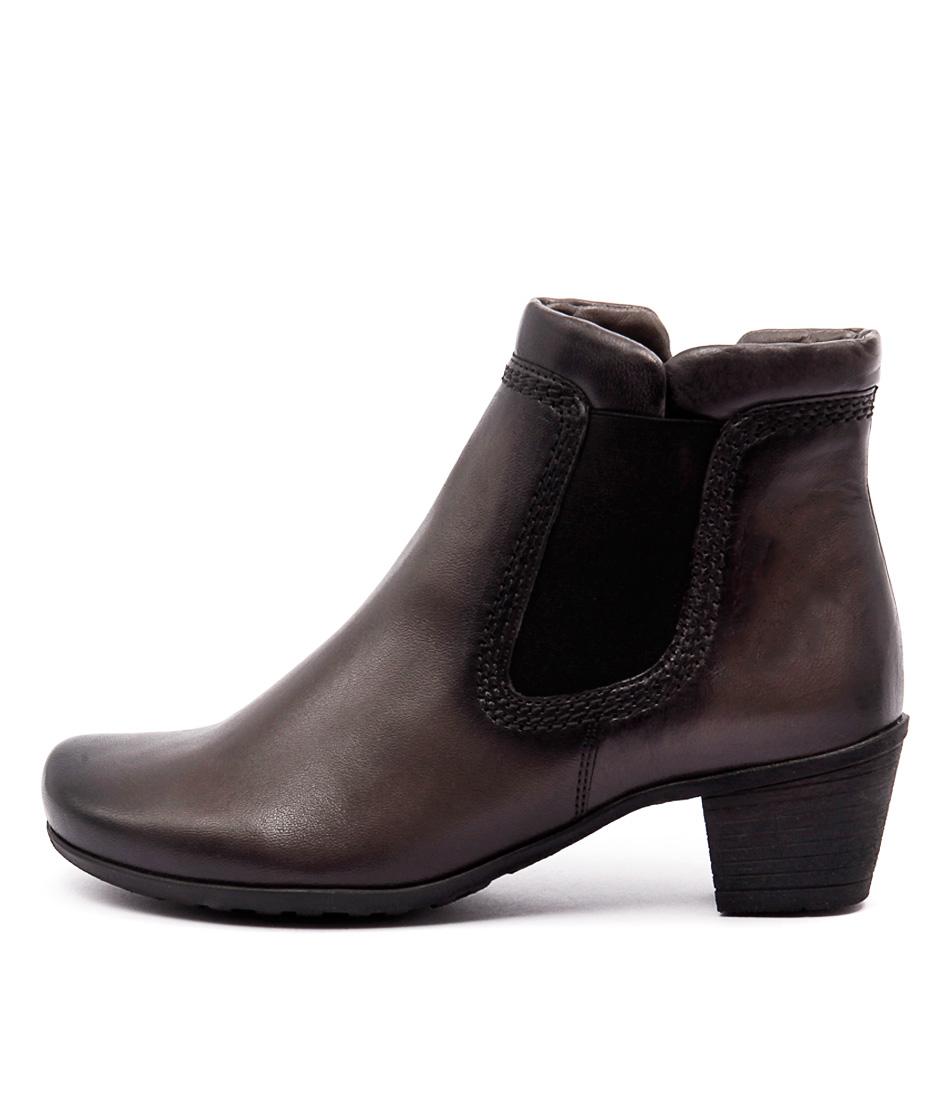 Gabor Megan Zinn Ankle Boots