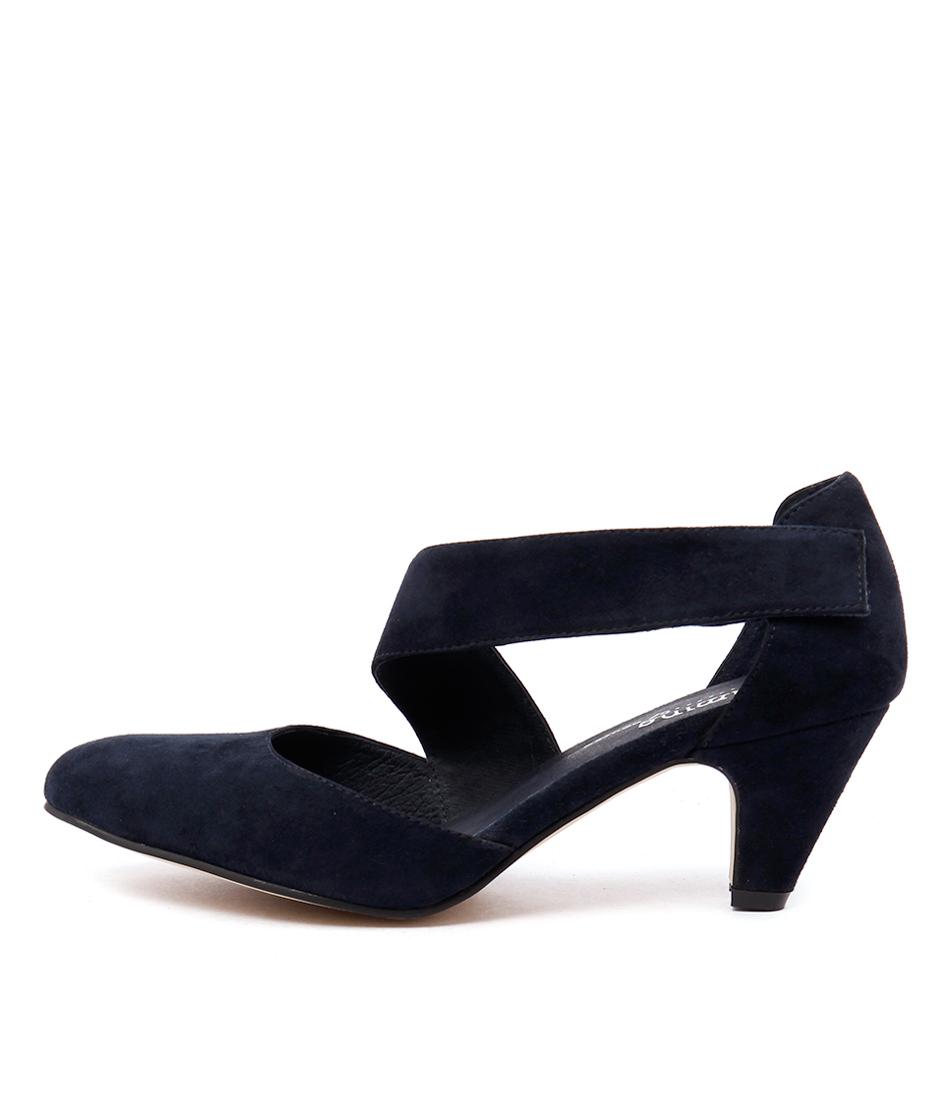 new gamins pilli navy womens shoes dress shoes heeled ebay