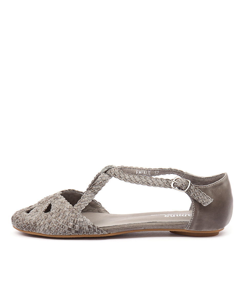 Gamins Empale Misty Flat Shoes