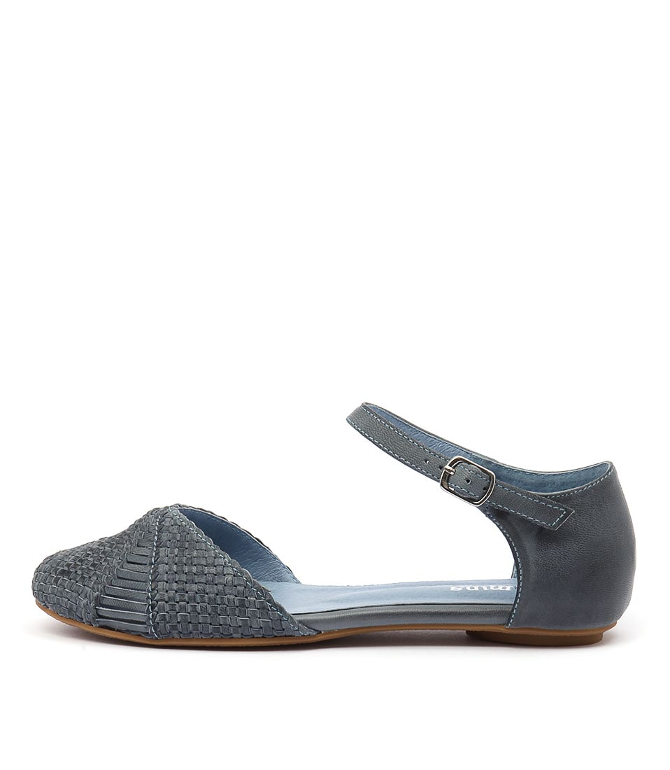 Gamins Elsa Denim Casual Flat Shoes