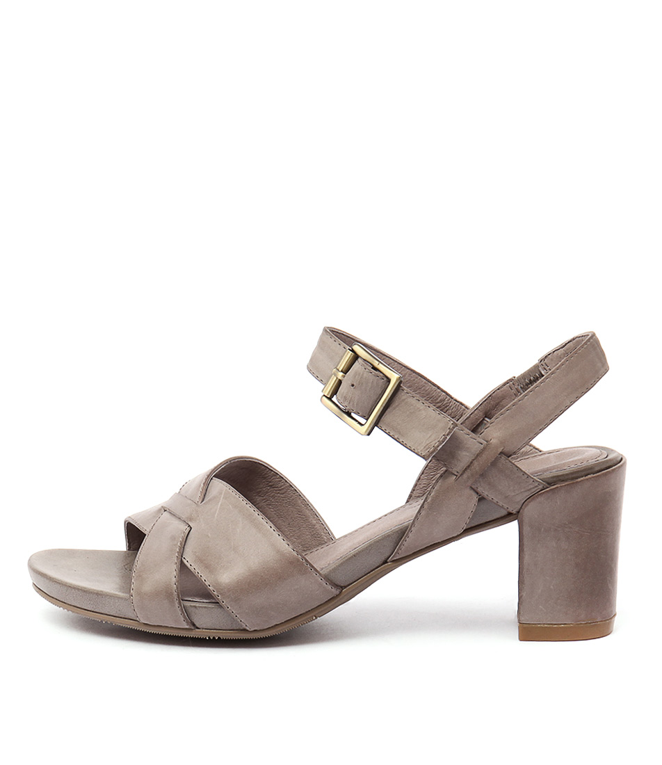 Gamins Miaow Taupe Casual Heeled Sandals buy  online